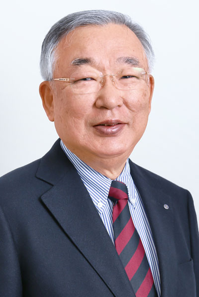 President and CEO Masaaki Hirosue